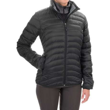 Marmot Carrie Down Jacket - 600 Fill Power (For Women) in Black