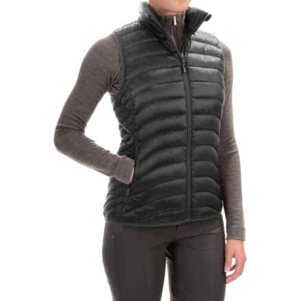 Marmot Carrie Down Vest - 600 Fill Power (For Women) in Black - Closeouts