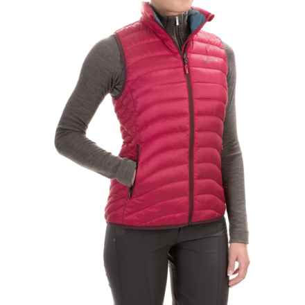 Marmot Carrie Down Vest - 600 Fill Power (For Women) in Persian Red - Closeouts