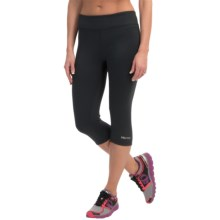 Marmot Catalyst Tights - Reversible, UPF 50 (For Women) in Black/Black - Closeouts