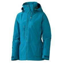 Marmot Catapult Gore-Tex® Pro Jacket - Waterproof (For Women) in Aqua Blue - Closeouts