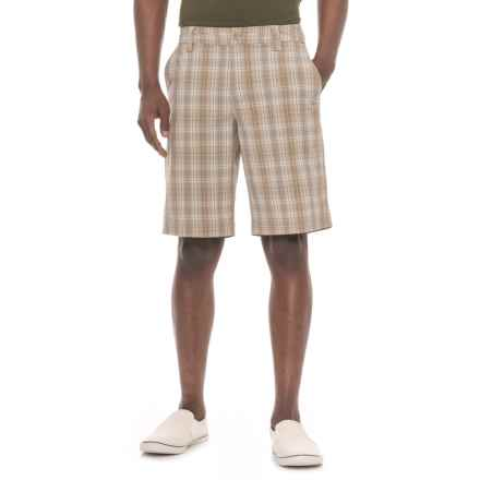 Marmot Cay Shorts - UPF 30 (For Men) in Dark Khaki - Closeouts