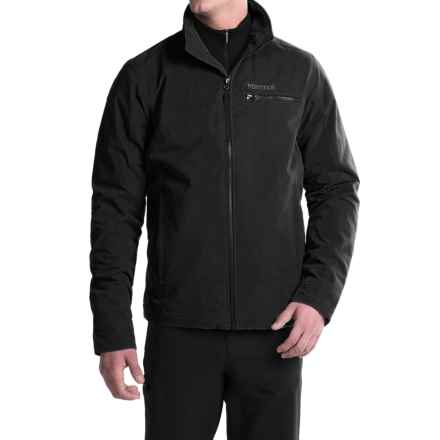 Marmot Central Jacket - Insulated (For Men) in Black - Closeouts
