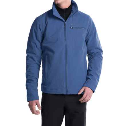 Marmot Central Jacket - Insulated (For Men) in Stellar Blue - Closeouts