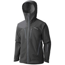 Marmot Cerro Torre Gore-Tex® Pro Shell Ski Jacket - Waterproof (For Men) in Black - Closeouts
