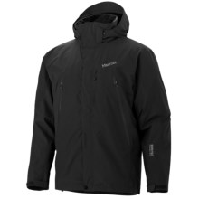 Marmot Cervino Gore-Tex® Performance Shell Jacket - Waterproof (For Men) in Black - Closeouts