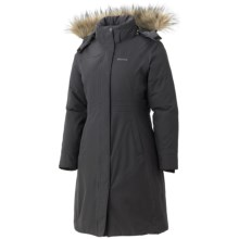 Marmot Chelsea Down Coat - Waterproof, 650 Fill Power (For Women) in Black - Closeouts