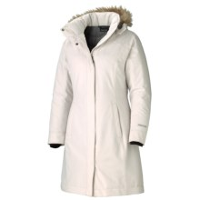 Marmot Chelsea Down Coat - Waterproof, 650 Fill Power (For Women) in Whitestone - Closeouts