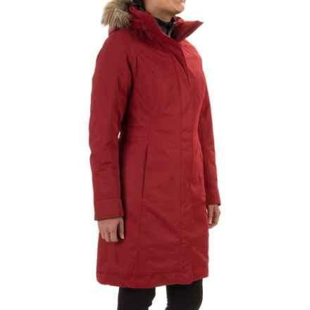 Marmot Chelsea Down Coat - Waterproof, 700 Fill Power (For Women) in Dark Crimson - Closeouts