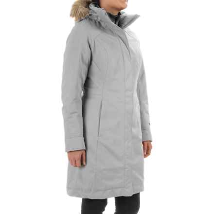 Marmot Chelsea Down Coat - Waterproof, 700 Fill Power (For Women) in Platinum - Closeouts