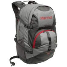 Marmot Clearwater 35L Backpack in Cinder/Slate Grey - Closeouts