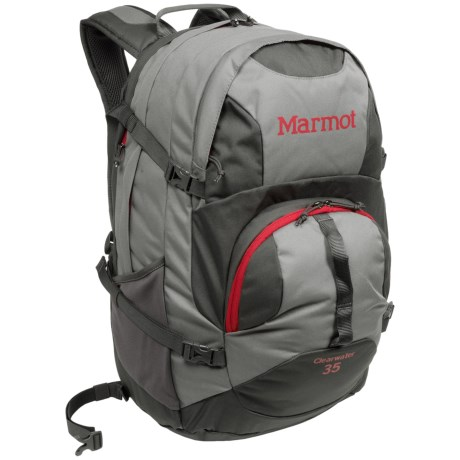 Marmot Clearwater 35L Backpack in Cinder/Slate Grey