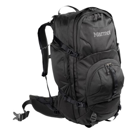 Marmot Clearwater 50L Backpack - Internal Frame in Black