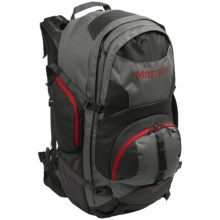 Marmot Clearwater 50L Backpack - Internal Frame in Cinder/Slate Grey - Closeouts