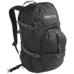Marmot Clearwater Backpack - 35L in Black/Afterdark