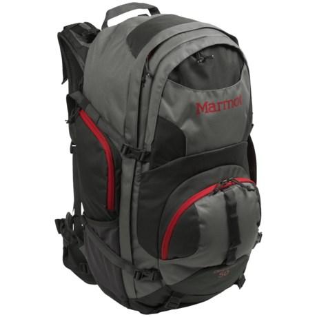 Marmot Clearwater Backpack - Internal Frame, 50L in Cinder