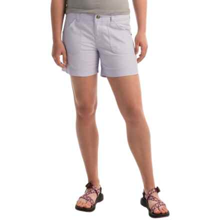 Marmot Cleo Shorts - UPF 50 (For Women) in Lavendar Haze - Closeouts