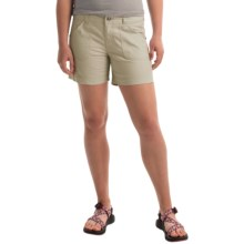 Marmot Cleo Shorts - UPF 50 (For Women) in Sandstorm - Closeouts