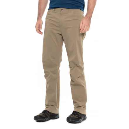 Marmot Closeouts. 's Syncline pants are perfect for all kinds of in Desert Khaki - Closeouts