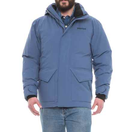 Marmot Colossus Gore-Tex® Down Jacket - Waterproof, 700 Fill Power (For Men) in Sailor - Closeouts