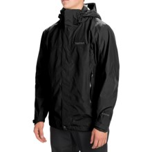 Marmot Cornice Gore-Tex® Jacket - Waterproof (For Men) in Black - Closeouts