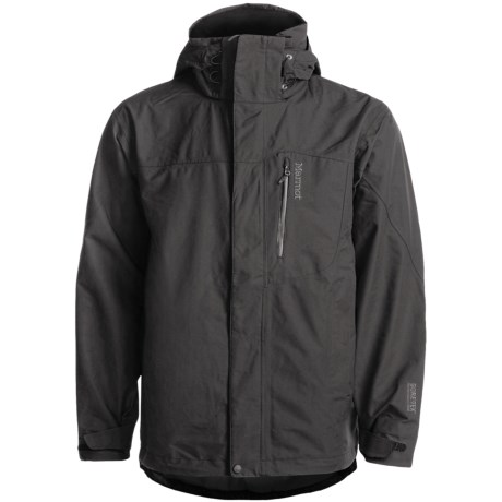 Marmot Cornice Gore-Tex® Jacket - Waterproof (For Men) in Black