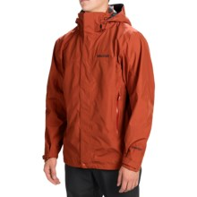 Marmot Cornice Gore-Tex® Jacket - Waterproof (For Men) in Dark Rust - Closeouts