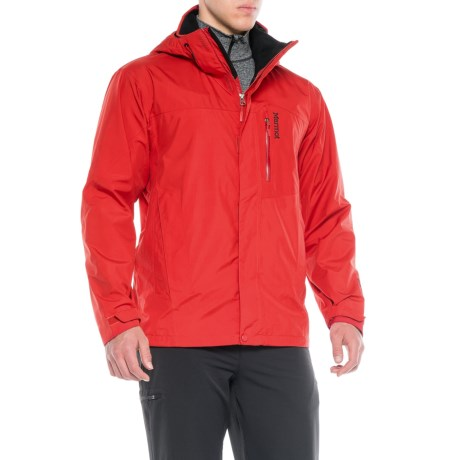 Marmot Cornice Gore-Tex® Jacket - Waterproof (For Men) in Team Red
