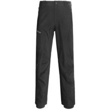 Marmot Cornice Gore-Tex® Pants - Waterproof (For Men) in Black - Closeouts