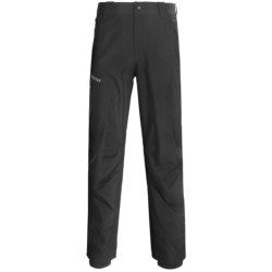 Marmot Cornice Gore-Tex® Pants - Waterproof (For Men) in Black