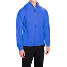 Marmot Crux Jacket - Waterproof (For Men) in Ceylon Blue - Closeouts