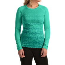 Marmot Crystal Shirt - UPF 50, Long Sleeve (For Women) in Gem Green - Closeouts