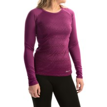 Marmot Crystal Shirt - UPF 50, Long Sleeve (For Women) in Wild Rose - Closeouts