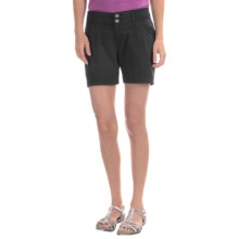 Marmot Dakota Shorts - UPF 30 (For Women) in Black - Closeouts