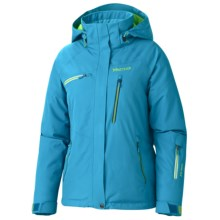 Marmot Dawn Patrol Gore-Tex® Ski Jacket - Waterproof, Insulated (For Women) in Blue Sea - Closeouts