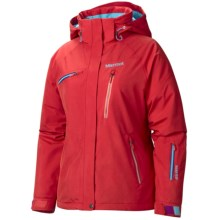 Marmot Dawn Patrol Gore-Tex® Ski Jacket - Waterproof, Insulated (For Women) in Cherry Tomato - Closeouts