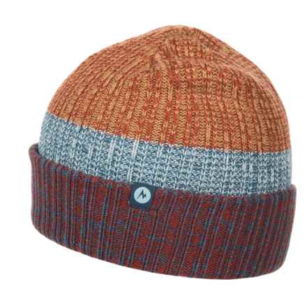 Marmot Derek Beanie (For Men) in Fox - Closeouts