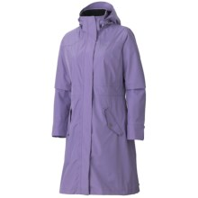 Marmot Destination Jacket - Waterproof (For Women) in Greystone - Closeouts