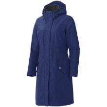 Marmot Destination Jacket - Waterproof (For Women) in Navy - Closeouts