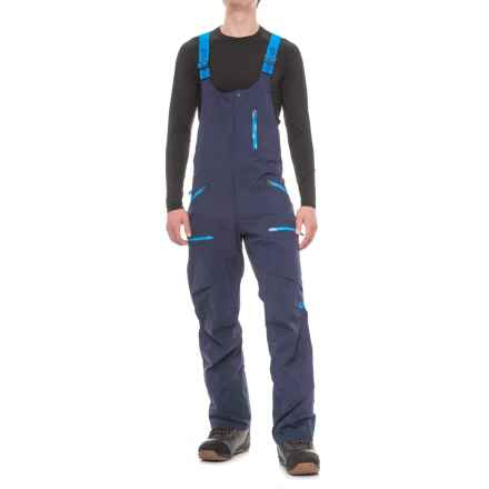Marmot Discovery Bib Overalls - Waterproof (For Men) in Arctic Navy - Closeouts