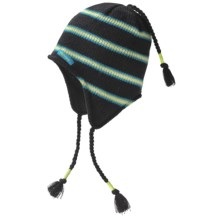 Marmot Doanh Hat (For Men) in Black - Closeouts