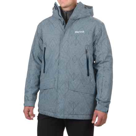 Marmot Doublejack Jacket - Waterproof (For Men) in Arctic Navy Peak - Closeouts
