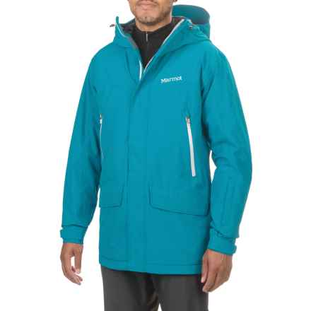 Marmot Doublejack Jacket - Waterproof (For Men) in Turkish Tile - Closeouts