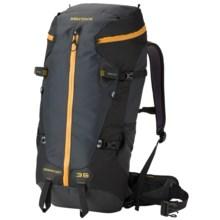 Marmot Drakon 35 Backpack - Internal Frame in Dark Granite - Closeouts