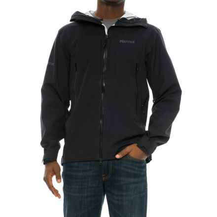 Marmot Dreamweaver Jacket - Waterproof (For Men) in Black - Closeouts