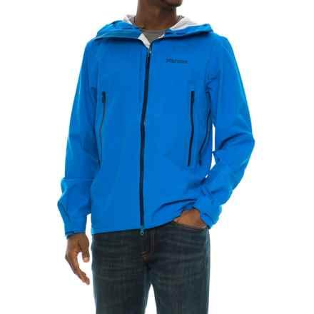 Marmot Dreamweaver Jacket - Waterproof (For Men) in Clear Blue - Closeouts