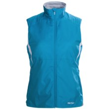 Marmot DriClime® Vest (For Women) in Vivid Blue - Closeouts