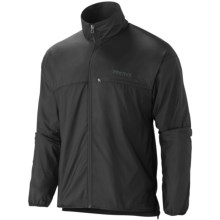 Marmot DriClime® Windshirt (For Men) in Black - Closeouts