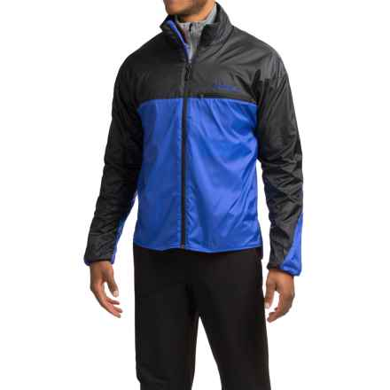 Marmot DriClime® Windshirt Jacket (For Men) in Cobalt Blue/Black - Closeouts