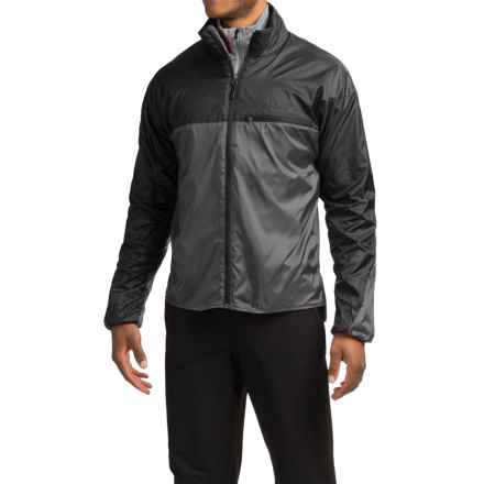 Marmot DriClime® Windshirt Jacket (For Men) in Gargoyle/Black - Closeouts